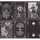 Arcana Playing Cards (Light) (Color: Light)