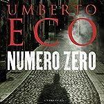 Numero Zero | Umberto Eco,Richard Dixon - translator