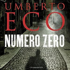 Numero Zero Hörbuch