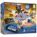 Sony Playstation Vita Console with 10 game Mega Pack on 8GB Memory Card