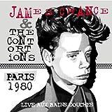 echange, troc The Contortions Chance, James Chance - Live aux Bains Douches