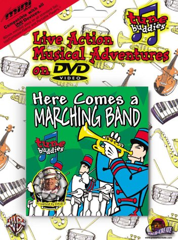 Tune Buddies - Here Comes A Marching Band front-901042