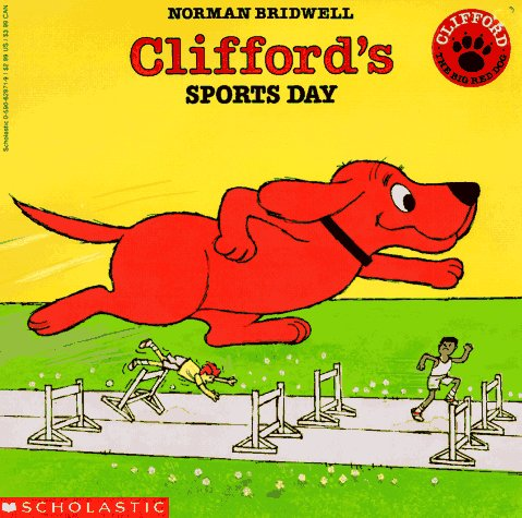 Clifford's Sports Day (Clifford)