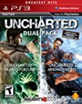 Uncharted 1 and 2 Dual Pack - PlaySta...