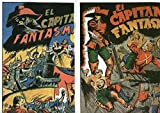 img - for El Capitan Fantasma, coleccion facsimil de seis numeros book / textbook / text book