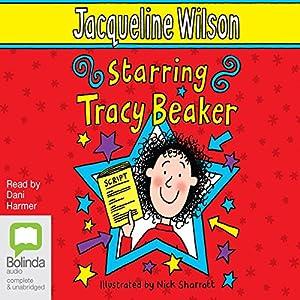 Starring Tracy Beaker Audiobook