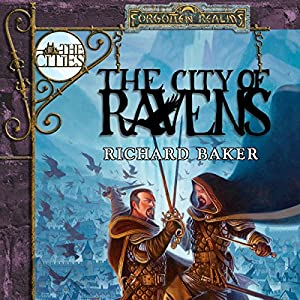 The City of Ravens Audiobook