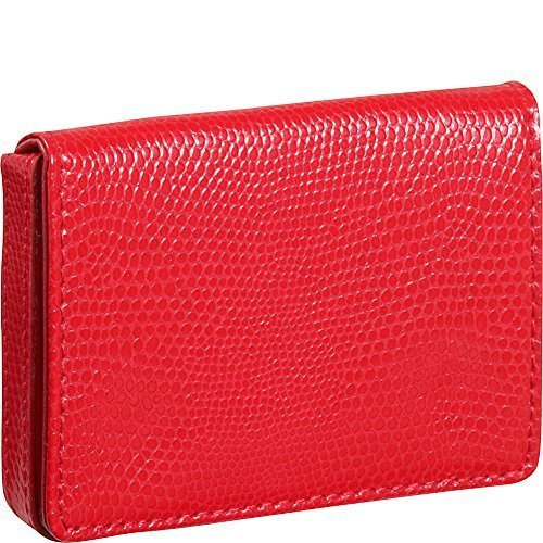 budd-leather-company-lizard-printed-leather-business-card-case-red-552282l-9-by-budd-leather