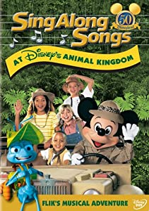 Sing Along Songs - Flik's Musical Adventure from Walt Disney Home Entertainment