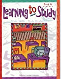 Learning to Study - Book G: Study Skills/Study Strategies