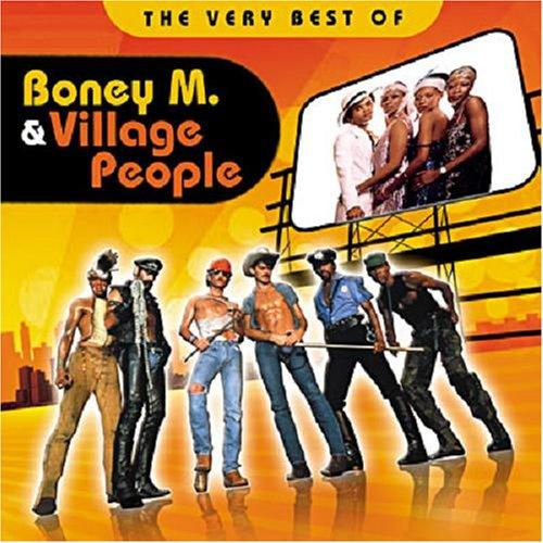 Village People - The Very Best Of Village People & Boney M - Zortam Music