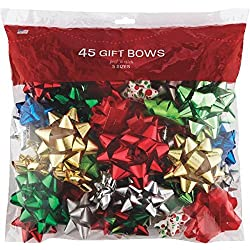 Tidings Of Joy Gift Bow