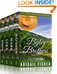 Amish Romance: THE BYLER BROTHERS: TH...