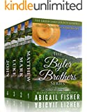 Amish Romance: THE BYLER BROTHERS: THE COMPLETE SERIES BOX SET: (Amish, Amish Romance Books, Amish Fiction, Amish Books, Amish Fiction Books, Romance Novels) (The Green Lake County Gospels)