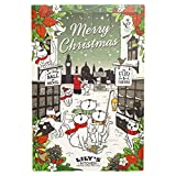 Lily's Kitchen Christmas Advent Calendar Gift for Cats