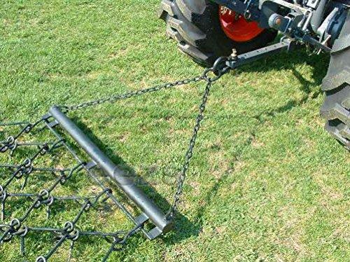 "Chain Harrow 4x3 Multi Action Drag Chain Harrow - 1/2"""