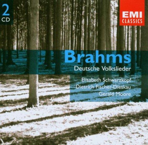Brahms - Musique vocale (hors Requiem et Rhapsodie) 614LHPtGliL