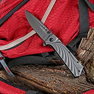 Hoffman Richter HR-15 Tactical Folding Knife