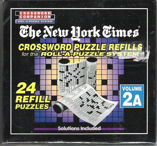 Cheap Herbko International The New York Times Crossword Puzzle refills for the Roll-A-Puzzle System (B003OT1OB8)
