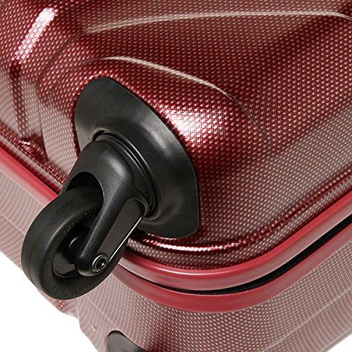 フルボデザイン スーツケース Furbo design FB0810 ディライト超軽量シリーズS 18インチ 4輪 機内持ち込み可能 キャリーケース