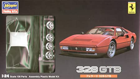 Hasegawa 1/24 Ferrari 328 GTB # 20232