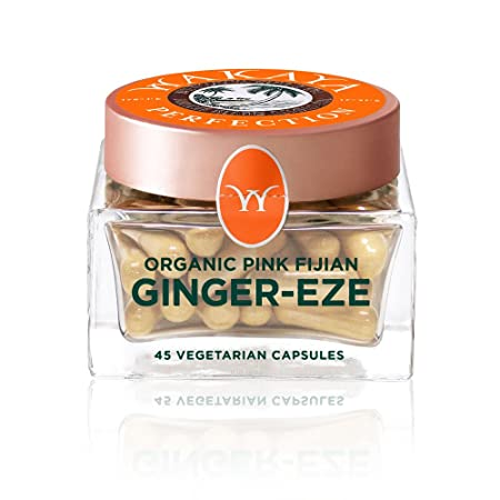 Отзывы Wakaya Perfection Organic Ginger-EZE Gel Caps
