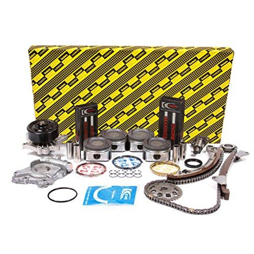 for 87-92 Toyota 3.0L Supra Turbo L6 7MGTE Standard Premium Piston//Ring Kit