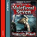 The Maleficent Seven (From the World of Skulduggery Pleasant) (       UNABRIDGED) by Derek Landy Narrated by Tamaryn Payne
