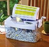 paper shredder office