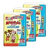 【ケース販売】マミーポコ パンツ ビッグより大きいサイズ 38枚+2枚入×3パック