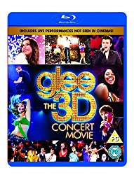 Glee: The 3D Concert Movie Ultimate Edition (Blu-ray 3D + Blu-ray + DVD + Digital Copy)