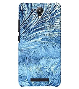 PrintVisa Modern Art Pattern 3D Hard Polycarbonate Designer Back Case Cover for Xiaomi Redmi Note 2