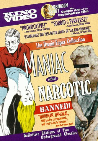 Maniac & Narcotic [DVD] [1933] [US Import] [NTSC]