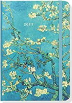 2017 Almond Blossom Weekly Planner (16-Month Engagement Calendar)