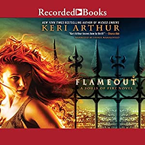 Flameout Audiobook