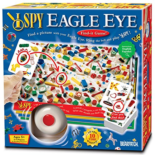 I SPY Eagle Eye Game (Education Board Games compare prices)