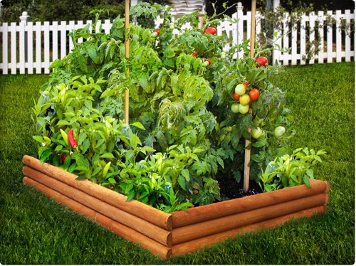 Greenes Raised Garden Bed 4'x6'x9