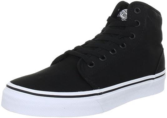 black skate vans