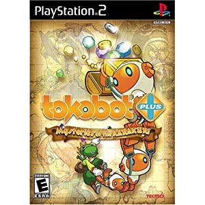 Tokobot Plus - PlayStation 2