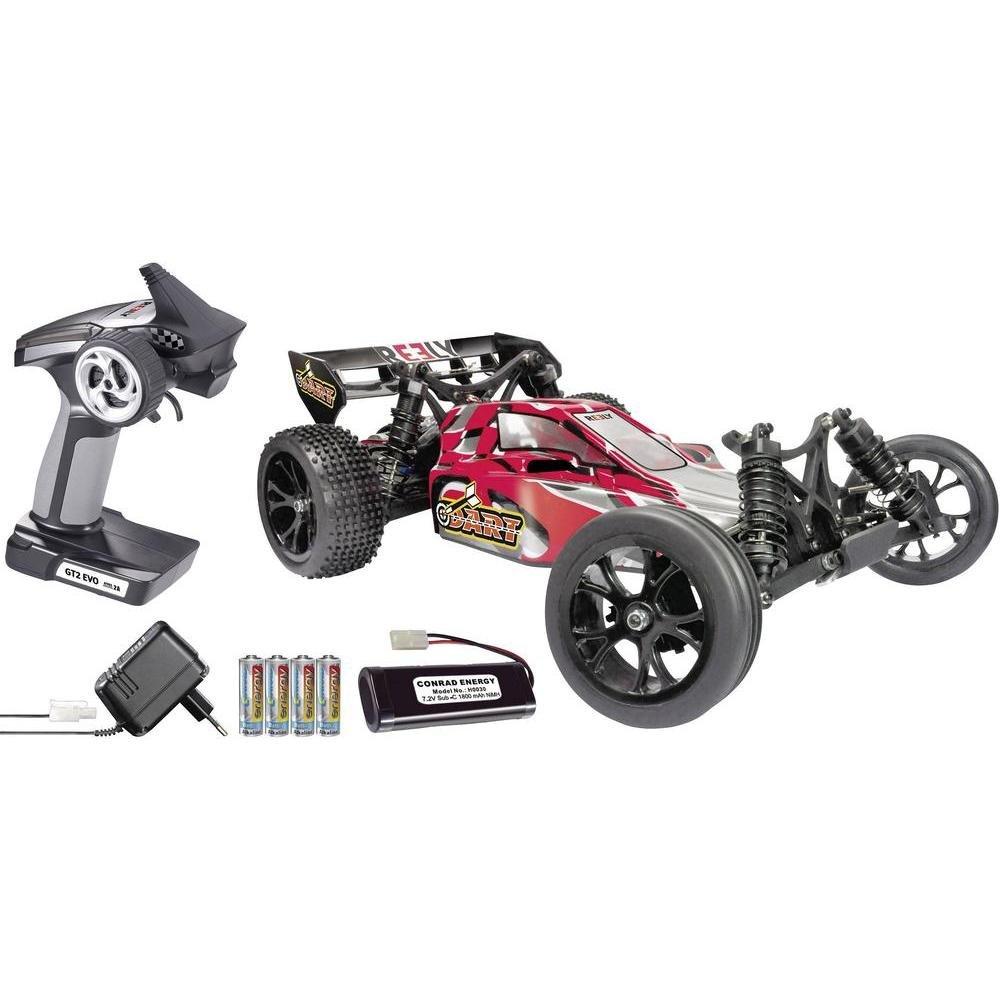 1:10 Elektro Buggy Dart 2 WD 100%RtR jetzt bestellen