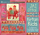 img - for Kirtan Kids: The Elephant, the Monkey, and the Little Butter Thief book / textbook / text book