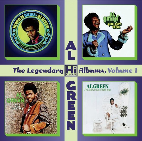 Al Green - The Legendary Hi Albums - Lyrics2You