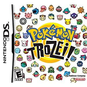 Amazon.com: Pokemon Trozei: Video Games