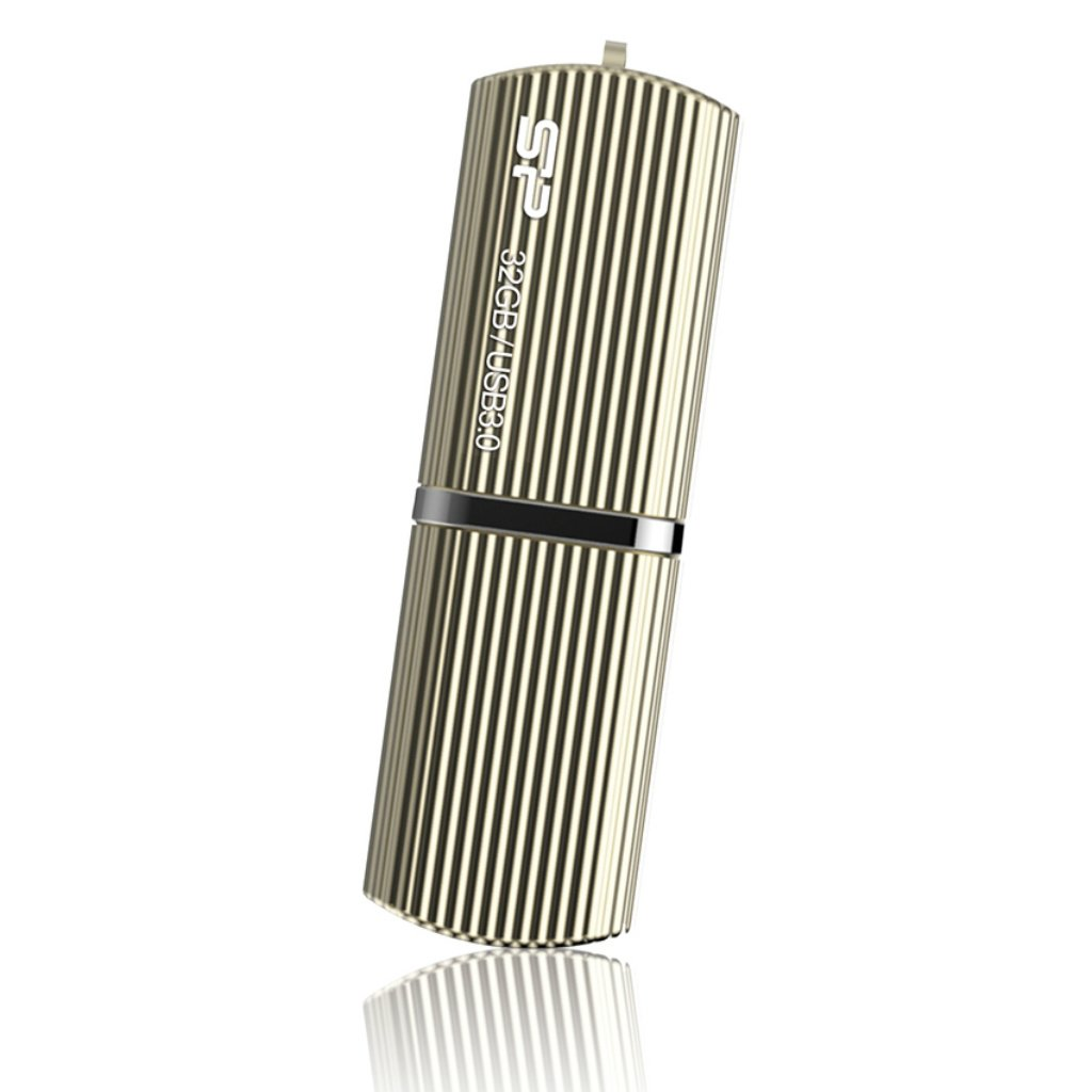 Silicon Power Marvel M50 32GB USB 3.0 Flash Drive Read 90MB/s Write 60MB/s, Champagne Gold ($22.99)