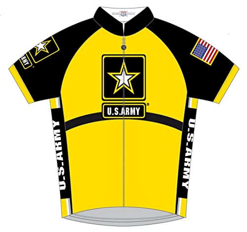 U.S. Army Cycling Jersey by 83 Sportswear Men s Short Sleeve ... 25f9954f8