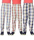 Belmarsh Mens Cotton Pyjamas - Pack of 3