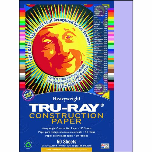 Pacon Tru-Ray Construction Paper - 1