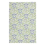 V&A 'Flowering Scroll' Tea Towel||||RNWIT||EVAEX