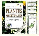 echange, troc Mcvicar Jekka - Coffret plantes medicinales