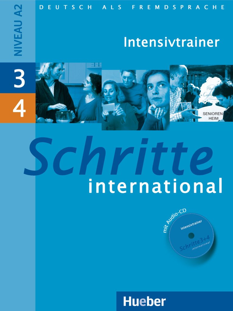Schritte international 5+6. Intensivtrainer: Deutsch als Fremdsprache